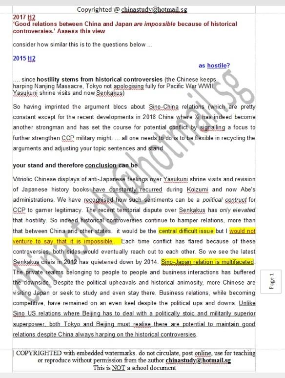 chinastudiesjc | need help with china studies & essay case ?